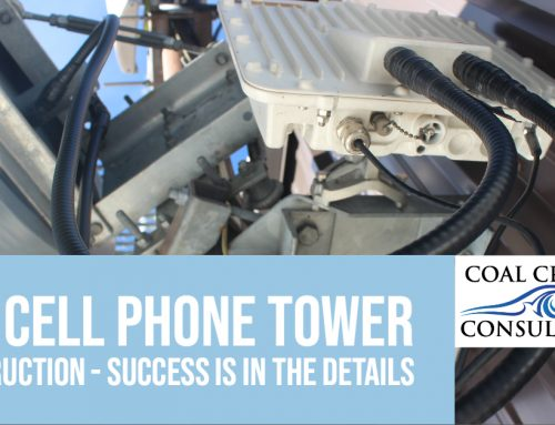 CCC Cell Phone Tower Construction – Success is in the Details