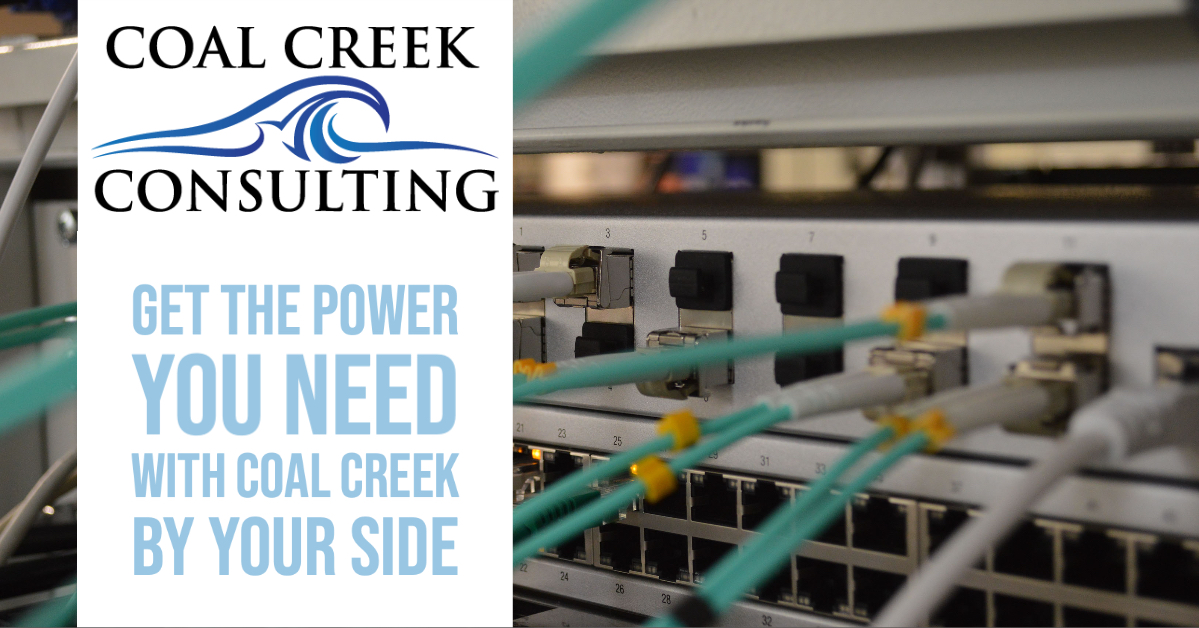 Get the Power You Need with Coal Creek by Your Side
