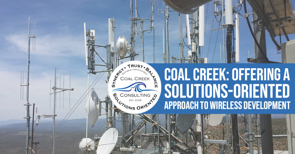 Coal Creek Offering a Solutions-Oriented Approach to Wireless Development